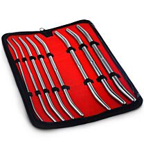 Pratt 11 Inch Urethral Sounding Kit 1