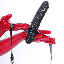Uberkinky Strap On Solid Gag and Dildo
