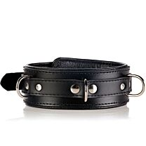 Strict Leather Premium Locking Collar 1
