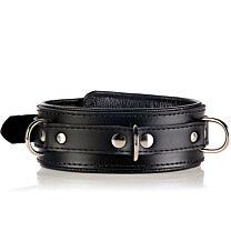 Strict Leather Premium Locking Collar 1