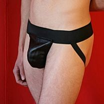 Leather Jock Strap 1
