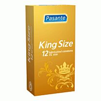 Pasante King Size Condoms 1