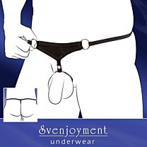 Svenjoyment Mini String with Cock Ring 1