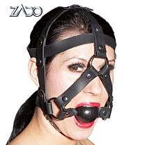 Zado Harness with Ball Gag 1