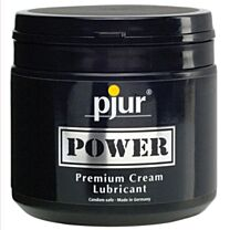 Pjur Power Premium Cream Lubricant 150ml, 500ml 1
