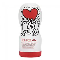 Tenga Original Vacuum Cup by Keith Haring 1
