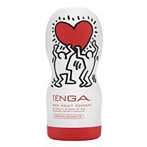 Tenga Original Vacuum Cup by Keith Haring 1