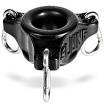 Oxballs Slung Ball Stretcher For Hanging Weights 1