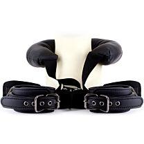 EasyToys Pillow & Ankle Cuffs Leg Position Strap 1