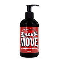 Uberkinky Smooth Move Waterbased Lubricant 250ml 1