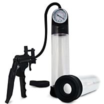 Pumped Elite Pump with Advanced PSI Gauge 1