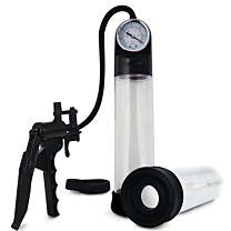 Pumped Elite Pump with Advanced PSI Gauge 1