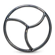 UberKinky Shibari Wheel Japanese Rope Bondage Ring 1