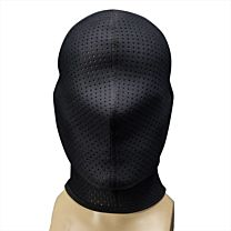 Mr. S Leather Neo Air Mesh Anonymous Hood  1