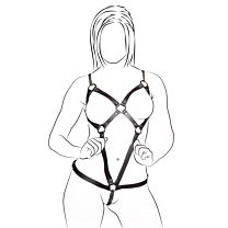 Zado Leather Harness 1