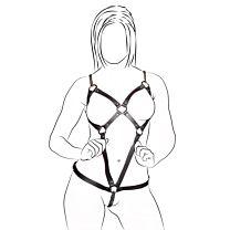 Zado Leather Harness 1