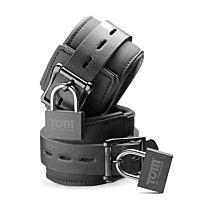 Tom of Finland Neoprene Wrist Cuffs 1