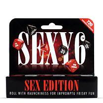 Sexy 6 Dice - Sex Edition  1