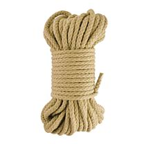 Natural Hemp Bondage Rope 20 m 1