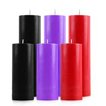 UberKinky Wax Play Candles 3 Pack 1