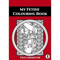 My Fetish Colouring Book 1