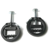 Kink Industries Round Nipple Clamps