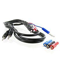 E-Stim Systems Triphase Cable Set