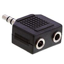 E-Stim Systems Dual Adaptor