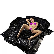 Fetish Collection Vinyl Bed Sheet 1