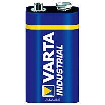 Varta Alkaline Pro Battery 9V 1