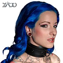 Zado Premium Leather Collar 1