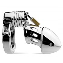 Master Series Incarcerator Adjustable Locking Chastity Cage 1