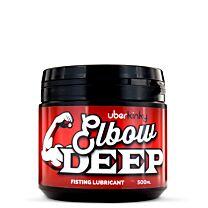 Uberkinky Elbow Deep Fisting Lubricant 500ml 1