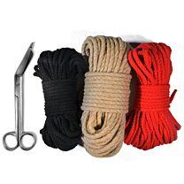 UberKinky Bondage Rope Bundle 20m 1