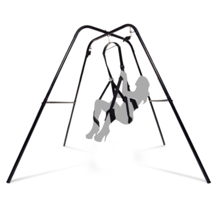 Fetish Fantasy Sex Swing and Frame Set