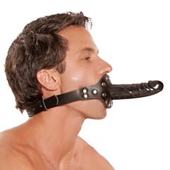 Fetish Fantasy Deluxe Ball Gag and Dong 1