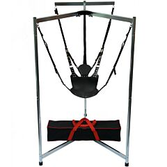 RED Heavy Duty Stainless Steel Sling Frame* 1