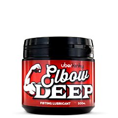 Uberkinky Elbow Deep Fisting Lubricant 500ml 1