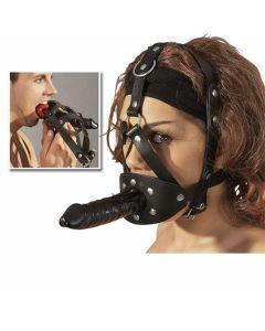 Head Harness With Dildo 1