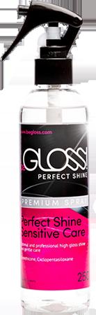 BeGloss Perfect Shine Premium Spray for Glossy Latex 250ml