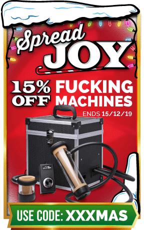 15% Off Fucking Machines