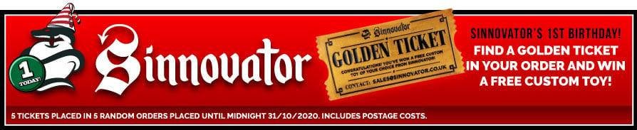 Sinnovator Golden Ticket