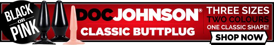 Doc Johnson Butt Plug