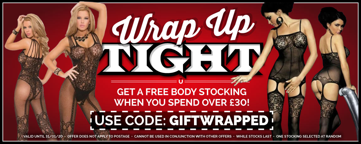 Free Bodystocking With Orders Over £30