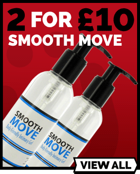 2 For £10 On Smooth Move Water Based Lubricant
