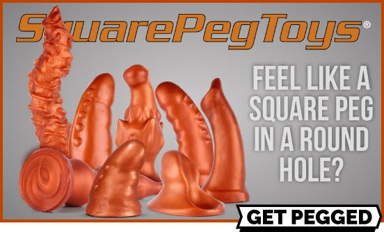 View SquarePegToys® At UberKinky