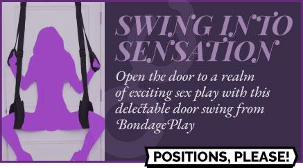 View The BondagePlay Door Swing
