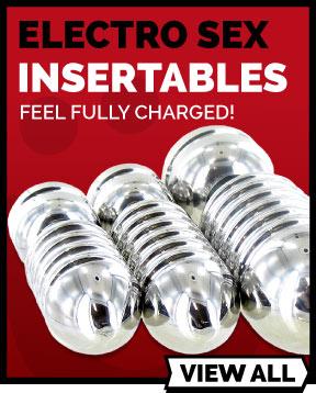 Electrosex Insertables