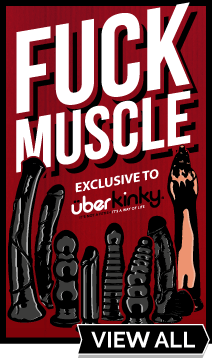 Fuck Muscle Dildos at Uberkinky