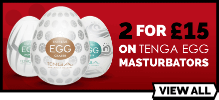 2 For £15 On Tenga Eggs